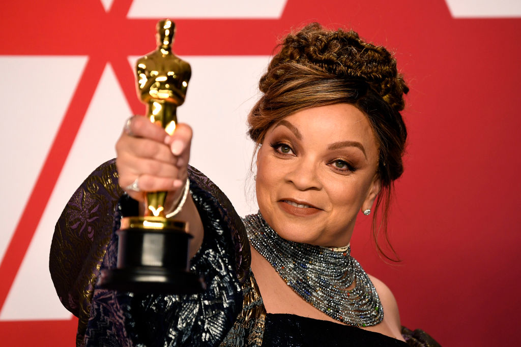 Ruth Carter Hampton University Alum Wins Best Costume Design Oscar For Black Panther