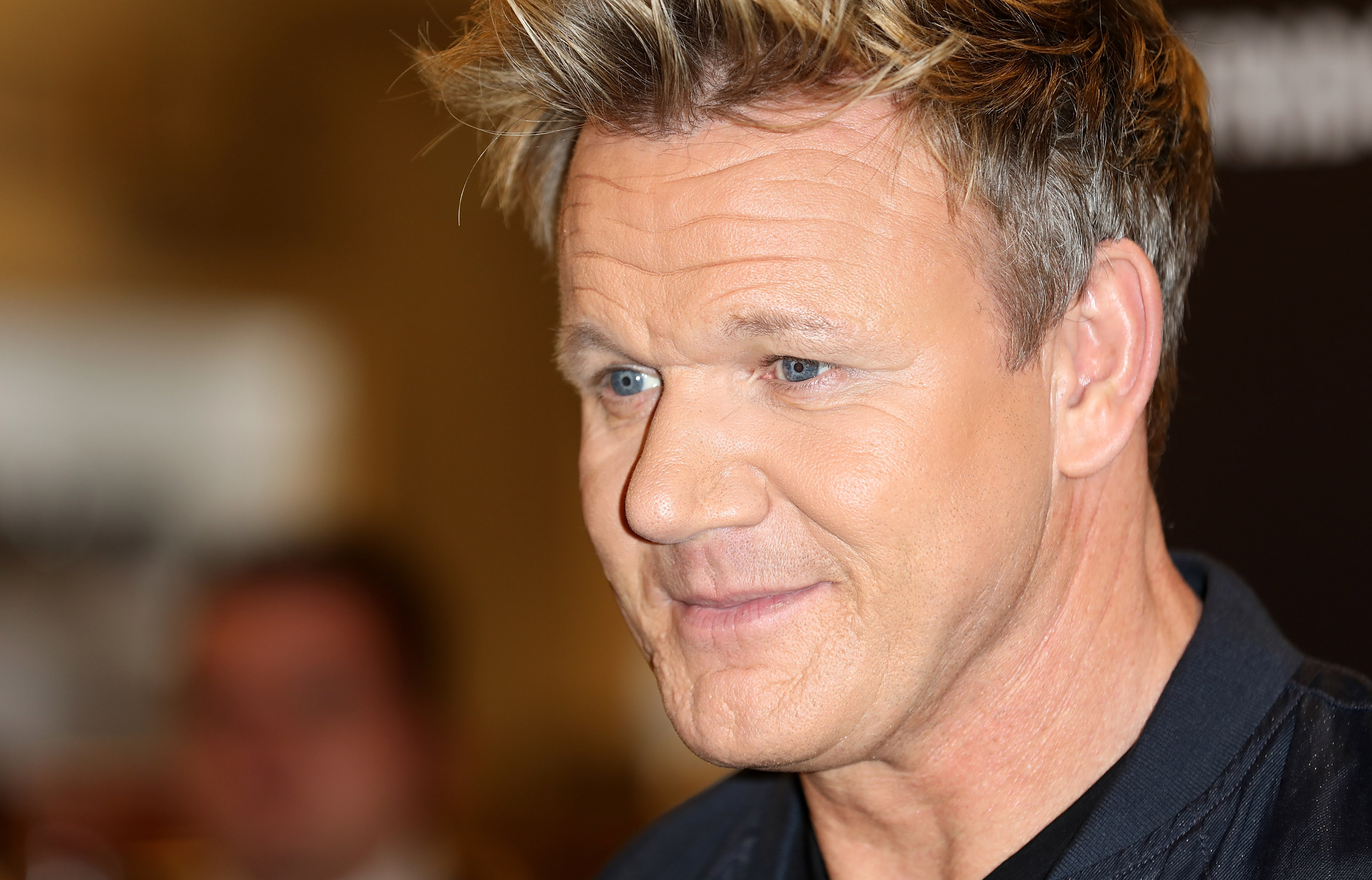 Gordon Ramsay Spotted In Virginia Helping Family Owned Restaurant